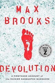 DEVOLUTION by Max Brooks