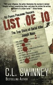 LIST OF 10 by C.L. Swinney