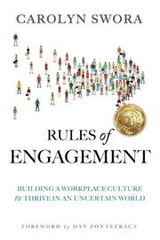 RULES OF ENGAGEMENT by Carolyn  Swora