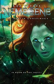 THE GADLIN CONSPIRACY by Kaz Lefave