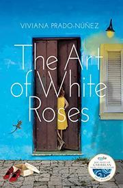 THE ART OF WHITE ROSES by Viviana Prado-Nunez