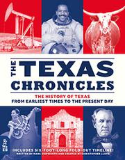 THE TEXAS CHRONICLES by Mark Skipworth