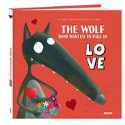 THE WOLF WHO WANTED TO FALL IN LOVE by Orianna  Lallemand