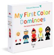 MY FIRST COLOR DOMINOES by Édouard Manceau
