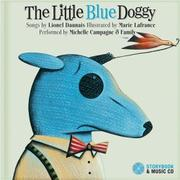 Cover art for THE LITTLE BLUE DOGGY