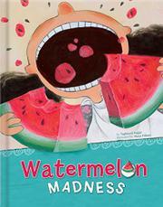 WATERMELON MADNESS by Taghreed Najjar