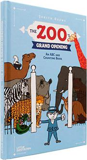 THE ZOO'S GRAND OPENING by Judith Drews