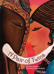 A PAIR OF TWINS by Kavitha Mandana