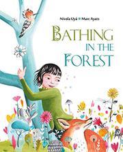 BATHING IN THE FOREST by Nívola Uyá