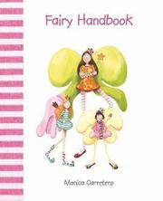 Cover art for FAIRY HANDBOOK