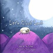 LITTLE CLOUD LAMB by Ana A. de Eulate