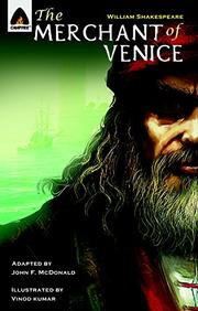 Cover art for THE MERCHANT OF VENICE