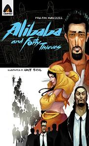 Book Cover for ALI BABA AND THE FORTY THIEVES:  RELOADED