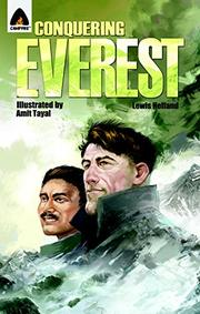 Book Cover for CONQUERING EVEREST
