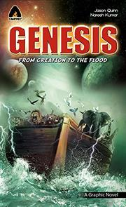 GENESIS by Jason Quinn