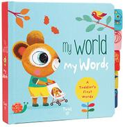 MY WORLD MY WORDS by Marie Fordacq