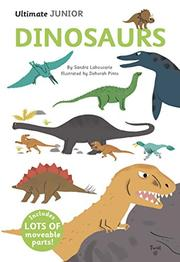 DINOSAURS by Sandra Laboucarie