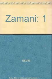ZAMANI: African Tales from Long Ago by Tom Nevin