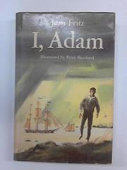 I, ADAM by Jean Fritz