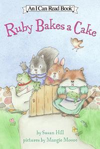 RUBY BAKES A CAKE
