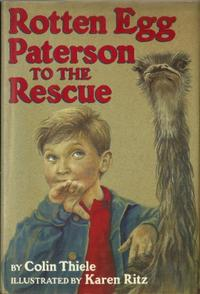 ROTTEN EGG PATERSON TO THE RESCUE