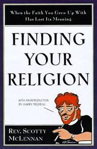 FINDING YOUR RELIGION