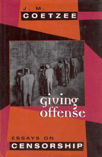 GIVING OFFENSES
