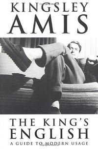 A KING'S ENGLISH