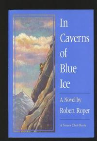 IN CAVERNS OF BLUE ICE