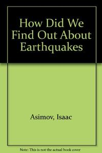 HOW DID WE FIND OUT ABOUT EARTHQUAKES?