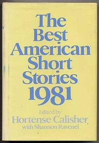 THE BEST AMERICAN SHORT STORIES 1981