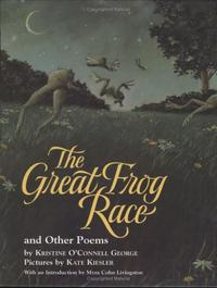 THE GREAT FROG RACE
