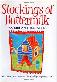 STOCKINGS OF BUTTERMILK