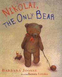 NIKOLAI, THE ONLY BEAR