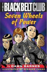 THE BLACK BELT CLUB #1: SEVEN WHEELS OF POWER