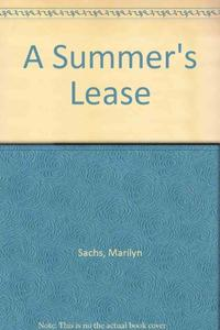 A SUMMER'S LEASE
