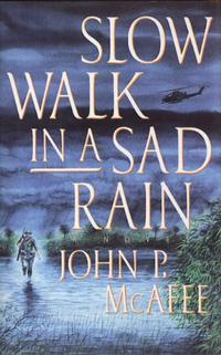 SLOW WALK IN A SAD RAIN