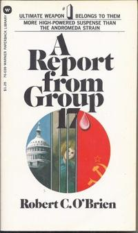 A REPORT FROM GROUP 17