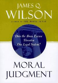 MORAL JUDGMENT