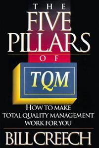 THE FIVE PILLARS OF TQM