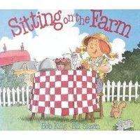 SITTING ON THE FARM