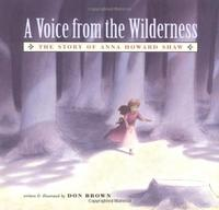 A VOICE FROM THE WILDERNESS