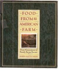 FOOD FROM AN AMERICAN FARM