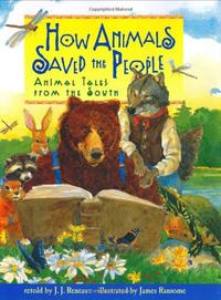 HOW ANIMALS SAVED THE PEOPLE