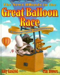 THE NEWS HOUNDS IN THE GREAT BALLOON RACE