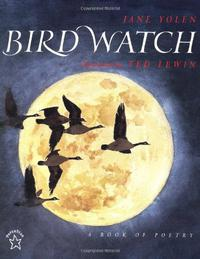 BIRD WATCH: A Book of Poetry
