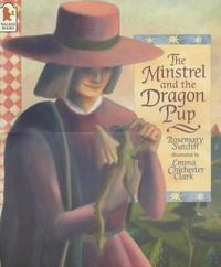 THE MINSTREL AND THE DRAGON PUP