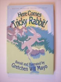 HERE COMES TRICKY RABBIT!