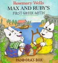 MAX AND RUBY'S FIRST GREEK MYTH
