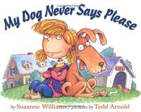 MY DOG NEVER SAYS PLEASE